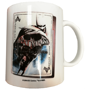 Taza Batman Return To Arkham