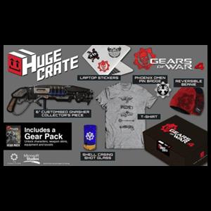 Huge Crate Gears of War 4 Talla L