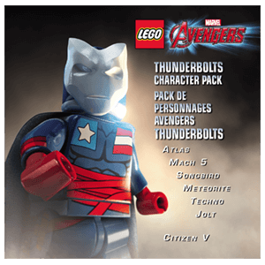 LEGO Vengadores - DLC Thunderbolts PS4