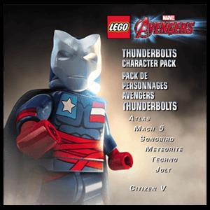 LEGO Vengadores - DLC Thunderbolts PS3