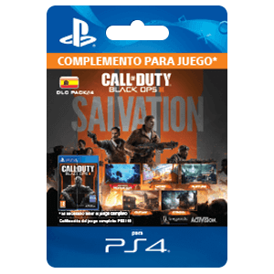 Call of Duty: Black Ops III DLC Pack 4 Salvation PS4