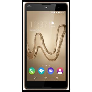 "Smartphone Wiko Robby 5,5"" IPS Quad Core 1Gb+16Gb Dorado"