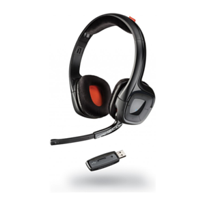 Auriculares Plantronics Gamecom P80 Inalámbricos PS4-PC