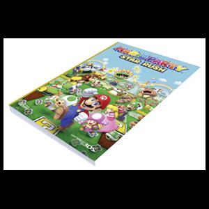 Mario Party Star Rush - Cuaderno