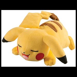Peluche Pokemon Pikachu Dormido