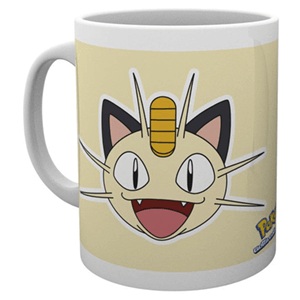Taza Pokemon Meowth