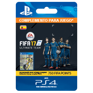 750 FIFA 17 Points Pack PS4