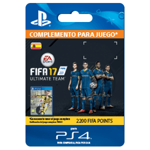 2200 FIFA 17 Points Pack PS4