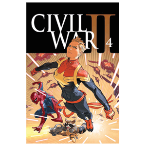 Civil War II nº 4