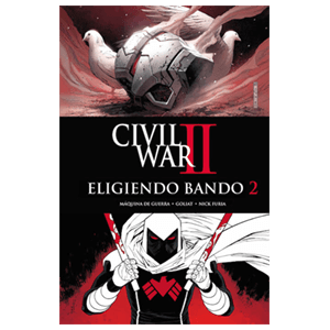 Civil War II: Eligiendo Bando nº 2