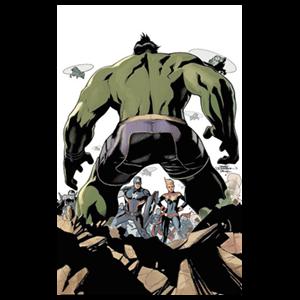 El Alucinante Hulk nº 54