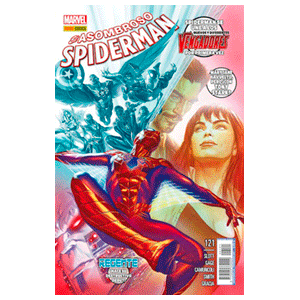 El Asombroso Spiderman nº 121