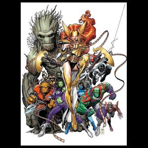Guardianes de la Galaxia nº 45