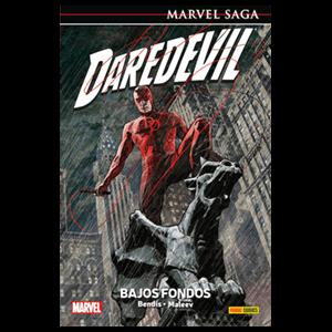 Marvel SAGA. Daredevil: Bajos Fondos