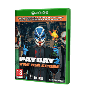 Payday 2 Crimewave - The Big Score