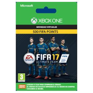 500 FIFA 17 Points XONE