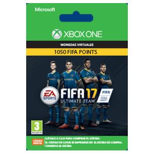 1050 FIFA 17 Points XONE