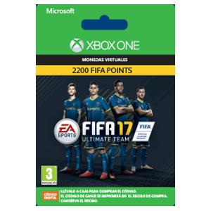 2200 FIFA 17 Points XONE