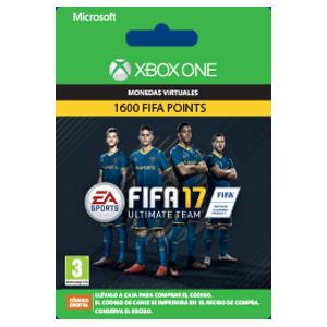 1600 FIFA 17 Points XONE