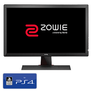 "BenQ ZOWIE RL2455 24"" FHD 60Hz con altavoces - Monitor Gaming"
