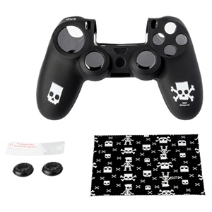 Kit 5 Accesorios mando PS4 The Simpsons