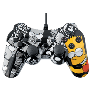 Controller con Cable The Simpsons