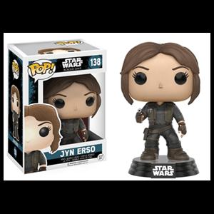 Figura Pop Star Wars Rogue One: Jyn Erso