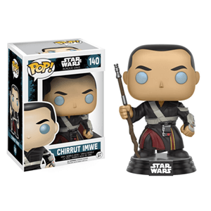 Figura Pop Star Wars Rogue One: Chirrut Imwe
