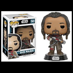 Figura Pop Star Wars Rogue One: Baze Malbus