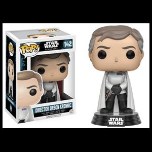 Figura Pop Star Wars Rogue One: Director Orson Krennic