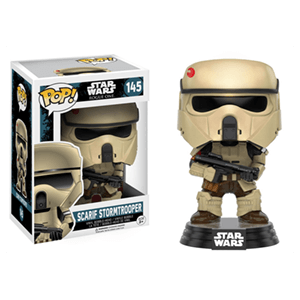 Figura Pop Star Wars Rogue One: Scarif Stormtrooper
