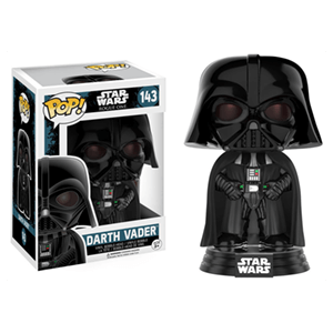 Figura Pop Star Wars Rogue One: Darth Vader