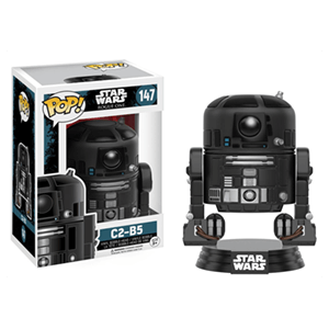 Figura Pop Star Wars Rogue One: C2-B5