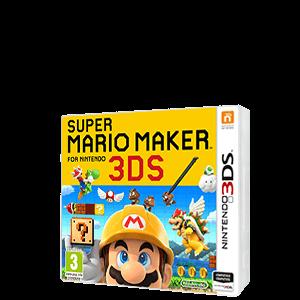 Super Mario Maker Nintendo 3ds Game Es