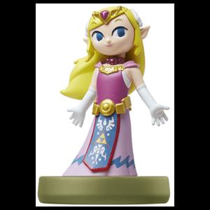 Figura amiibo Zelda Wind Waker - Colección Zelda
