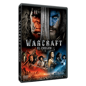 Warcraft El Origen DVD