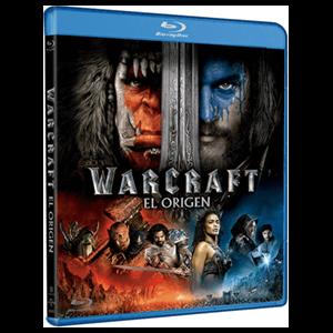 Warcraft El Origen BD