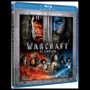 Warcraft El Origen BD 3D