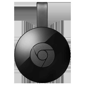 Google Chromecast Negro