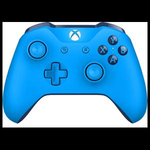 Controller Inalambrico Microsoft Blue