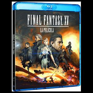Final Fantasy XV: La Pelicula BD