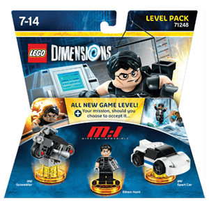 LEGO Dimensions Level Pack: Mision Imposible