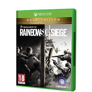 Rainbow Six Siege Gold Edition