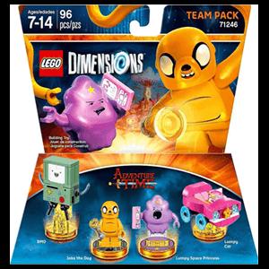 LEGO Dimensions Team Pack: Hora de Aventuras