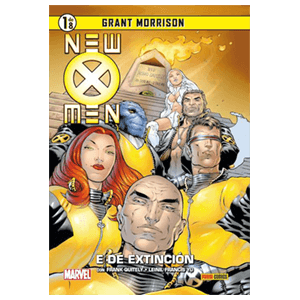 New X-Men nº1