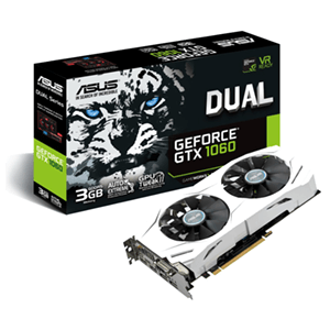 Asus Dual GeForce GTX 1060 3G