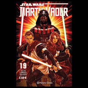 Comic Star Wars: Vader nº 19