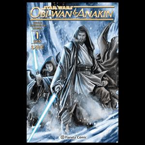 Star Wars: Obi-Wan y Anakin nº 1