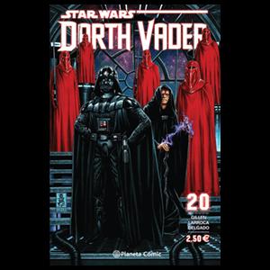 Comic Star Wars: Vader nº 20