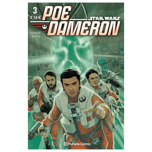 Star Wars: Poe Dameron nº 3